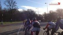 Cyclisme : Nacer Bouhanni de passage à Paris