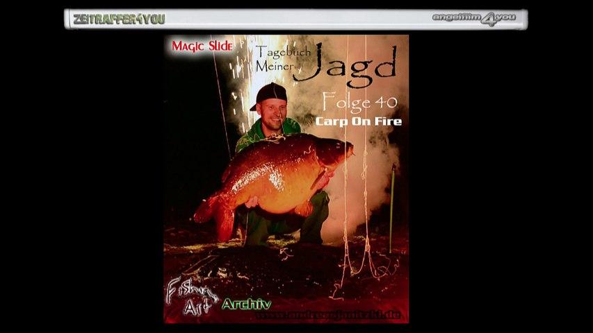 Tagebuch Meiner Jagd Teil 40 Carp On Fire