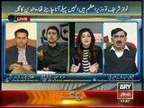 Fight Between Murad Saeed and Sadaf Abdul Jabbar must watch