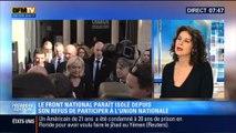 """Politique Première: Front national: """"ils sont un peu seuls contre tous !""""- 15/01"""