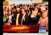 Parliamentarians Aman March Against Publication Of Blasphemous Caricatures By A French Magazine