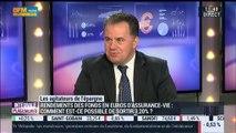 Les agitateurs de l'épargne: Combien les fonds en euros de l'assurance-vie ont-ils rapporté en 2014 ?: Jean-François Filliatre et Jean-Pierre Corbel (2/4) - 15/01