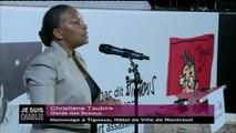 """Taubira: En France, """"on peut tout dessiner, y compris un prophète"""""""