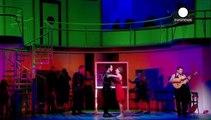 """""""Femme au bord de la crise de nerfs"""" en comédie musicale à Londres"""