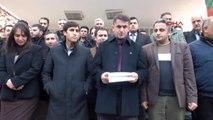 Hakkari - İHD Hakkari Şubesi Hasta Tutuklulara Dikkat Çekmek İçin Açıklama Yaptı