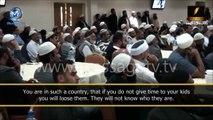 [ENG] Maulana Tariq Jameel begging us (Emotional)