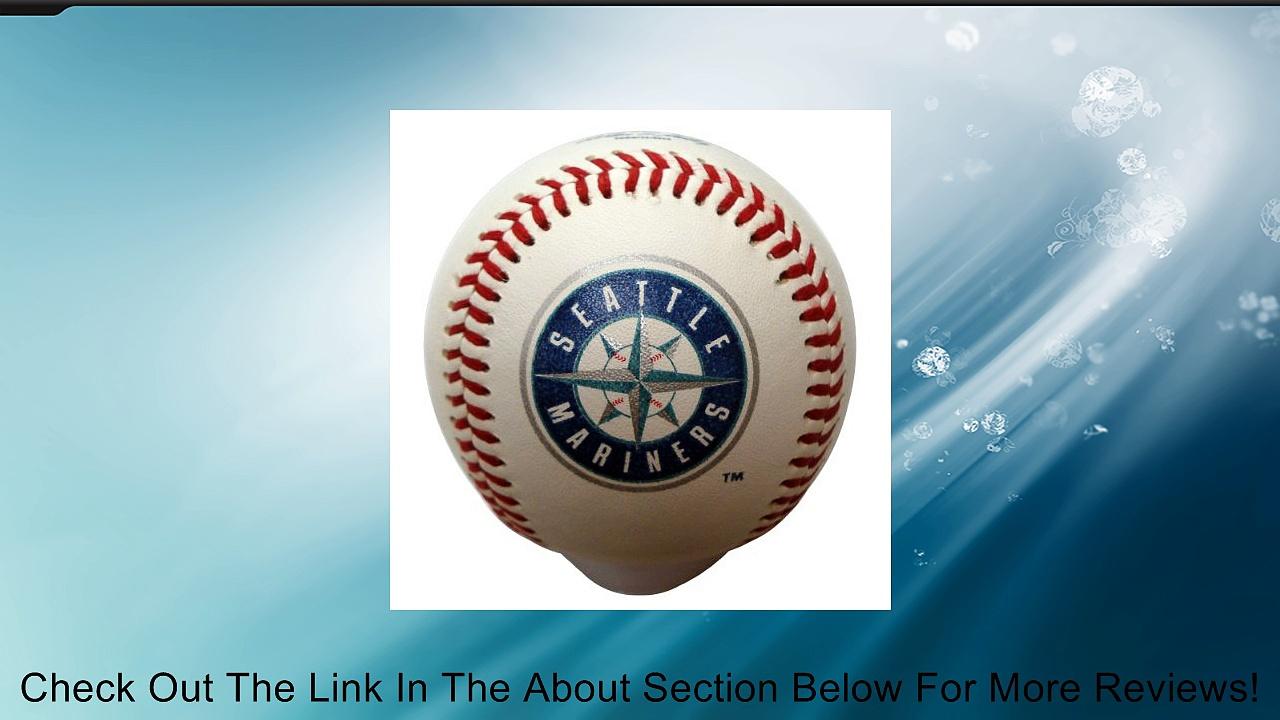 MLB Seattle Mariners Blank Leather Team Logo Baseballs Review