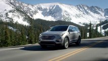 Hyundai Santa Fe Limited Preview