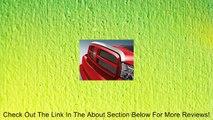 2011 2012 DODGE RAM 2500 3500 4500 CHROME FRONT AIR DEFLECTOR MOPAR FACTORY OEM Review