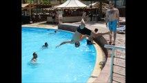 Epic guys jump - Gars font des plogeons épics