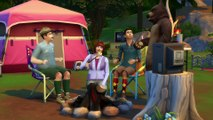The Sims 4 Outdoor Retreat (Official Trailer)