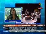 Revolución Ciudadana de Ecuador logra importantes avances en 8 años