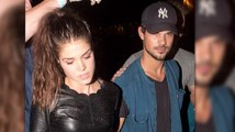 Taylor Lautner Splits With Co-Star Girlfriend