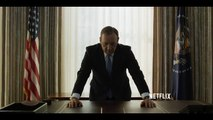 House Of Cards S03 bande annonce Netflix VO