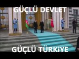 Diriliş Marşı karşılaması - Cumhurbaşkanı Erdoğan Aliyev'i Osmanlı Diriliş Marşı ile karşıladı - Tems News - CT