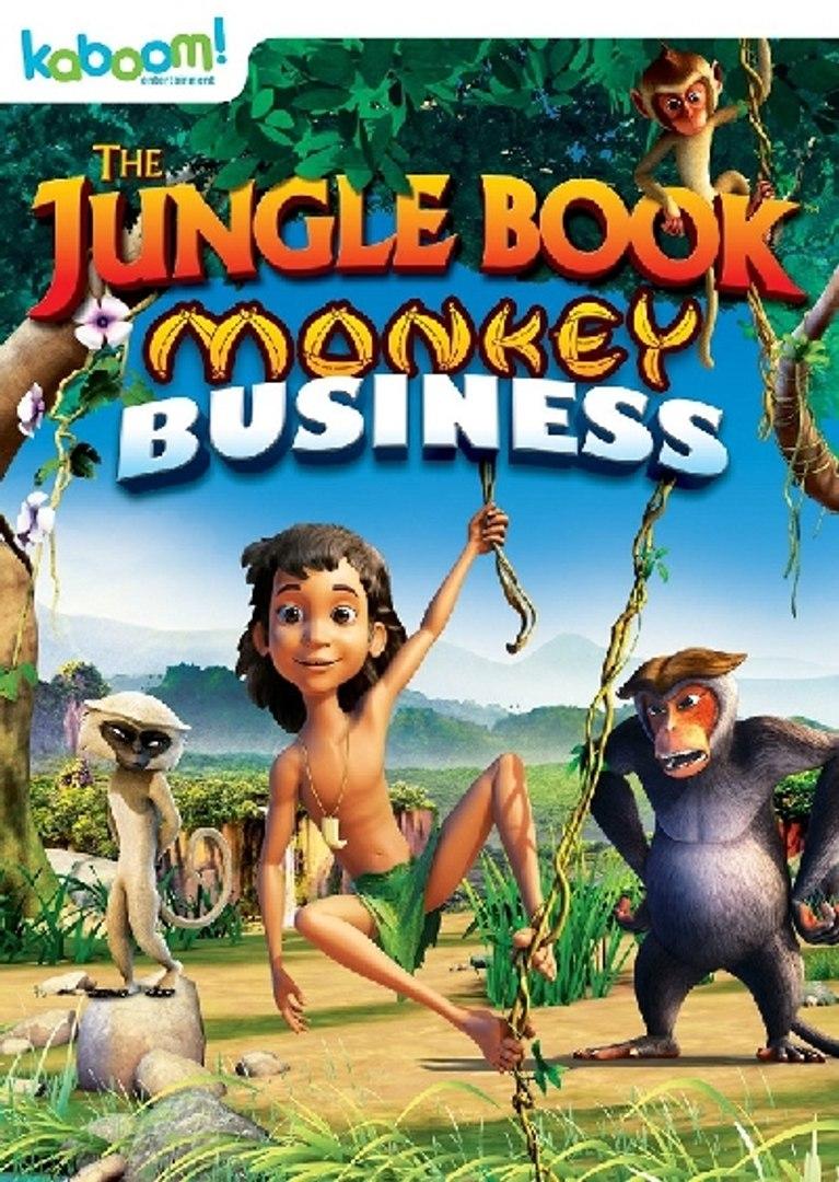 مشاهدة وتحميل فلم الانميش 2014 The Jungle Book Monkey مترجم