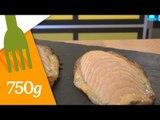 Recette de Tarte fine aux poires - 750 Grammes