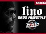 Gros freestyle dans le Planète Rap de Lino