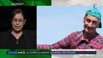 Le corps d'Hervé Gourdel retrouvé : les précisions de Kenza Bouchenak