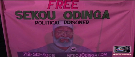 Blunt Squad TV - Sekou Odinga Defense Committee In Tribute to Women Art & Freedom Segment