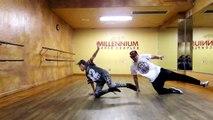 WATCH- 11 Year-Old Internet Sensation Girl Dances - All About That Bass- With Matt Steffanina