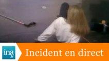 Dorothée chute dans Récré A2 - Archive INA