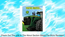 John Deere Birthday Party Invitations, 8 Count Review
