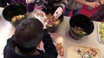 Gaspillage alimentaire et compostage en restauration collective (Lorraine)