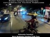 Bisikletle Gece İstanbul Kültür Tarih Turu