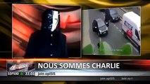 ANONYMOUS FRANCE - NOUS SOMMES CHARLIE ! (Flash spécial)