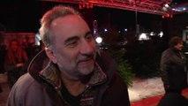 Antoine Dulery et ses films de comédie préférés au festival de l'Alpe d'Huez