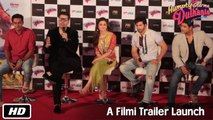 Humpty Sharma Ki Dulhania - A Filmi Trailer Launch
