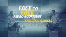 BARÇA FANS I Face to Face: Pedro vs Busquets (CAT)