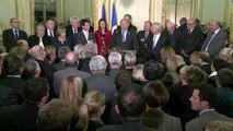 [Présidence] Le Président du Sénat présente ses vœux institutionnels pour 2015