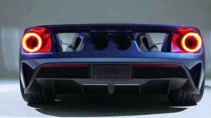 La nouvelle Ford GT dévoilée : V6 et 600 chevaux !
