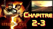 Resident Evil 5 playthrough Capcom ps3 xbox 360 HD 2009 2-3 _ La savane Part 5