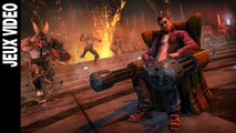 Saints Row Gat Out Of Hell & Saints Row IV Re-Elected - Trailer de lancement (FR)