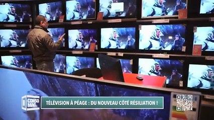 La résiliation des contrats de télévision avec l'AFOC