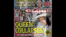 Queen Elizabeth Collapses Over Prince Andrew Scandal (GLOBE)
