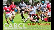 Espoirs J15 - RCT / CABCL : L'avant match