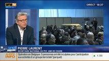 BFM Story: Charb: des obsèques entre émotions, rires et musiques - 16/01