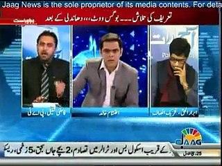 Pakistan Aaj Raat - 16th January 2015