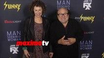 Danny DeVito & Rhea Perlman | It's Always Sunny in Philadelphia Season 10 Premiere