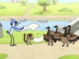 Regular Show Season 6 Episode 14 - Mordecai and Rigby Down Under ( LINKS )