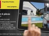 A vendre - maison - SAINT DIZIER (52100) - 6 pièces - 150m²