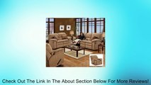 Terrific Simmons 50660 Blackjack Brown Leather Sectional Sofa Pabps2019 Chair Design Images Pabps2019Com