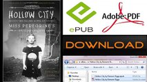 Hollow City by Ransom Riggs Ebook (PDF) Free Download