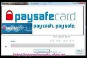 Kostenlos Paysafecard bekommen 2014 - PSC Generator - PSC 100% kostenlos verdienen updated