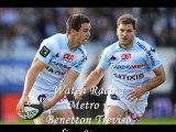 watch Racing Metro vs Benetton Treviso live broadcast