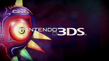 Trailer gameplay de The Legend of Zelda : Majora's Mask 3D